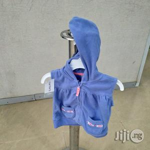 Carter's Blue Hooded Top 12months   Children's Clothing for sale in Abuja (FCT) State, Jabi