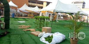 Artificial Green Grass For Hire In Lagos | Garden for sale in Lagos State, Ikeja