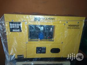 10kva Hollman German Generator   Electrical Equipment for sale in Rivers State, Port-Harcourt