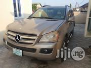Mercedes-Benz GL Class GL450 2008 Gold | Cars for sale in Lagos State, Amuwo-Odofin