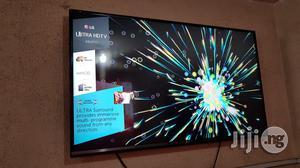 49 Inches LG Smart Webo's Uhd 4K LED TV | TV & DVD Equipment for sale in Lagos State, Ojo