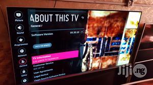 65 Inches LG Smart Webo's LED Oled Ultra Borderless 3D Curved C6 TV   TV & DVD Equipment for sale in Lagos State, Ojo