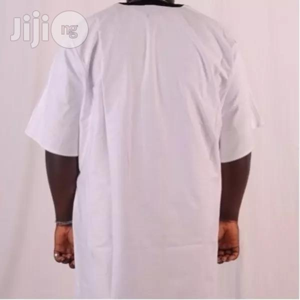Men's Traditional Dansiki Wear - White | Clothing for sale in Lagos Island (Eko), Lagos State, Nigeria