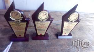 Wooden Plaque Award   Arts & Crafts for sale in Lagos State, Ikeja