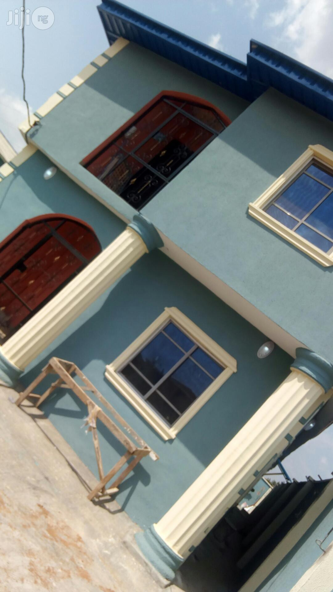 Newly Built 2 Bedroom Flat for Rent at New Oko Oba