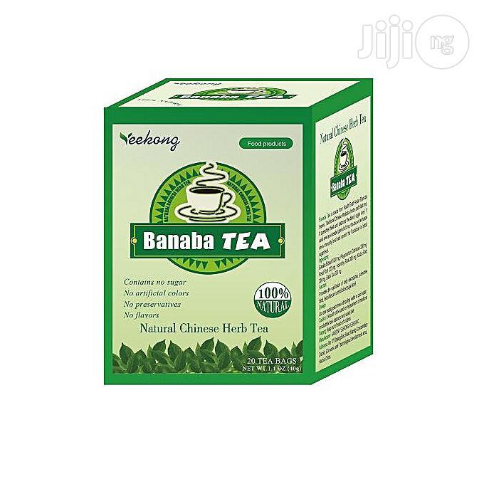 Yeekong Banaba Tea