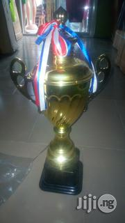 Sports Nd Event Trophies With Various Sizes Nd Designs | Arts & Crafts for sale in Lagos State, Ikeja