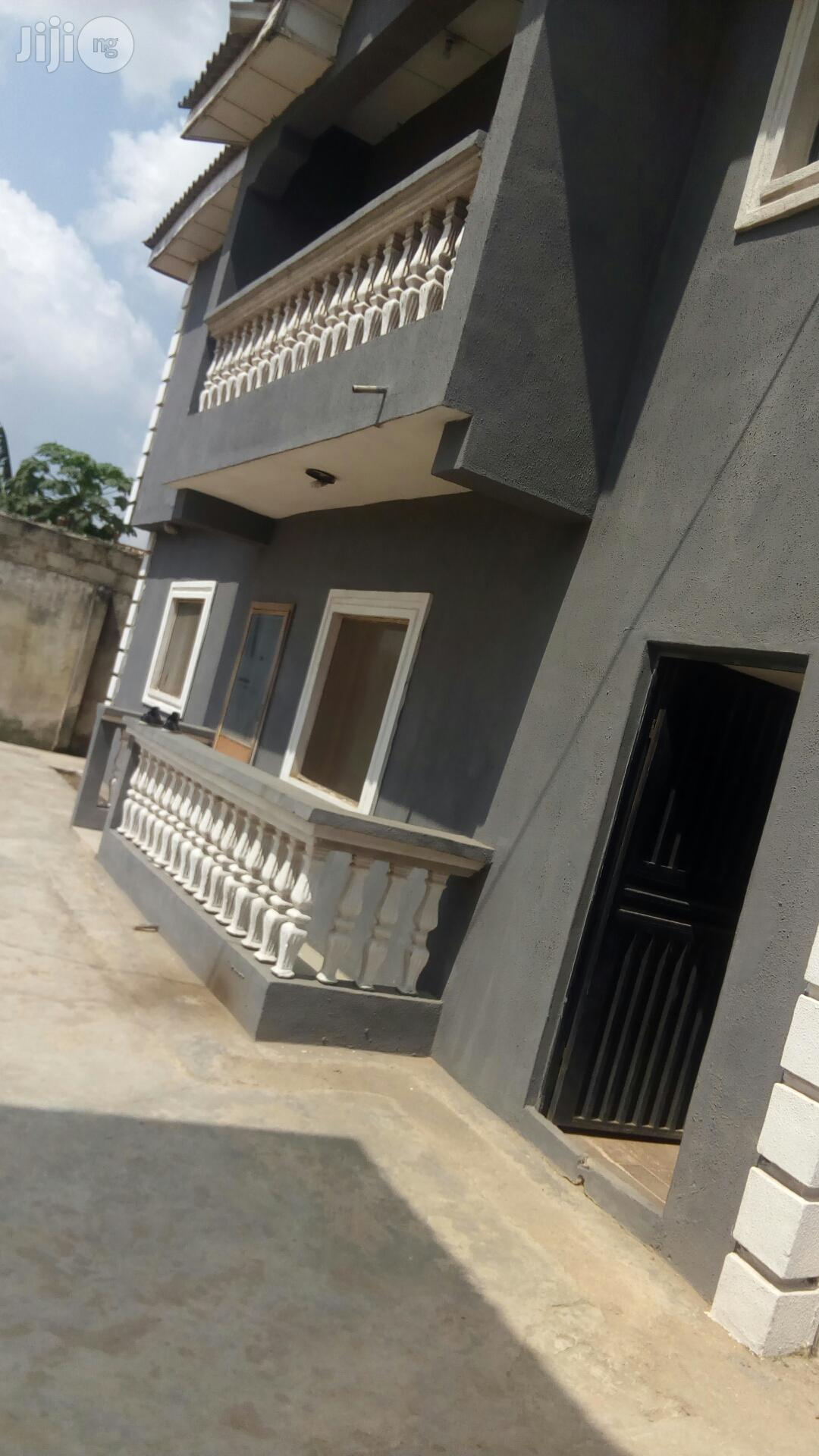 Clean Spacious 2 Bedroom Flat for Rent at New Oko Oba.
