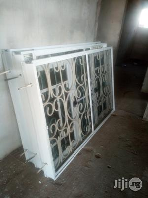 Casement Window With Rod Inbuilt Protector   Windows for sale in Rivers State, Port-Harcourt
