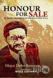 Honour For Sale By Major Debo Bashorun (Rtd.) | Books & Games for sale in Lagos State, Surulere