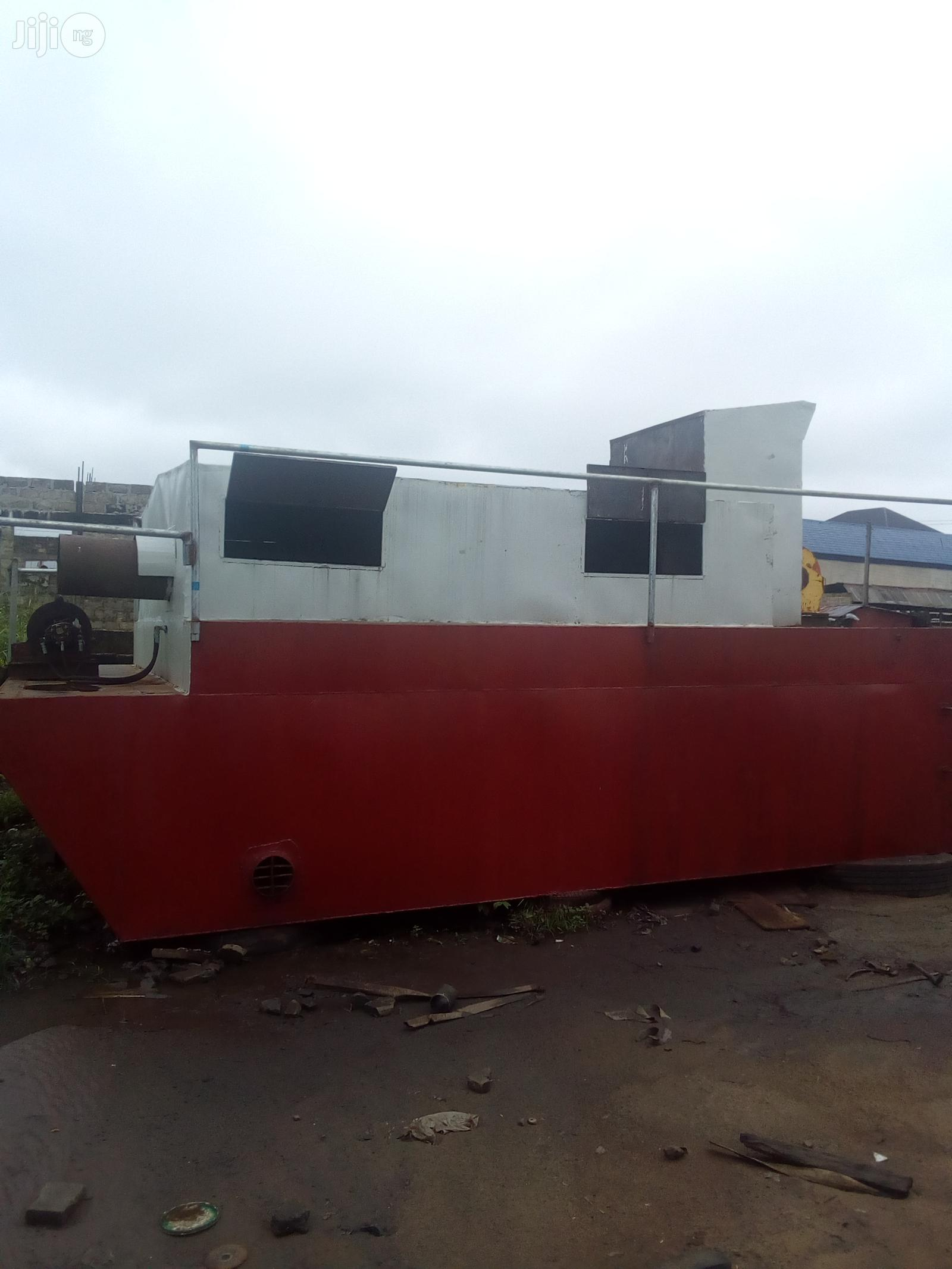 """New Dredger 16""""/14"""" For Sale 