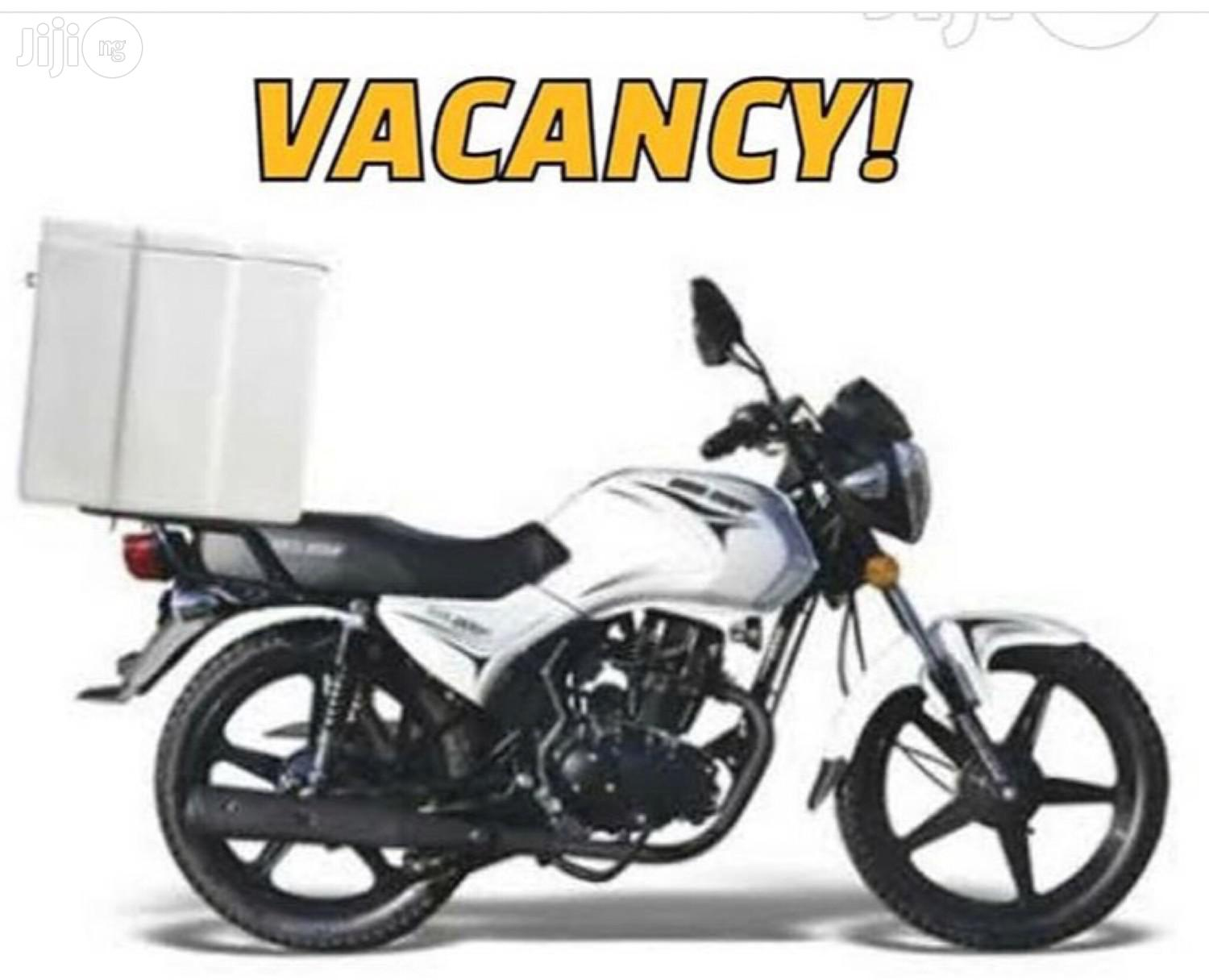 Dispatch Rider // Mosyl Logistics