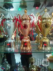 Original Set Of Trophy(Gold Silver And Bronze) | Arts & Crafts for sale in Lagos State, Surulere
