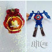 Captain America And Iron Man Wrist Watches | Watches for sale in Lagos State, Ikeja