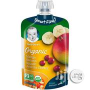Gerber Organic Baby Food Pouches | Baby & Child Care for sale in Abuja (FCT) State, Jabi