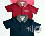 Super Sales On Boys' Collared Shirt With Front Pocket.Ages 6mths-6yrs   Children's Clothing for sale in Abuja (FCT) State, Gwarinpa