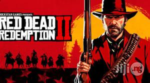 RED DEAD REDEMPTION 2 + FIFA 18 + A WAY OUT & More (Read Description)   Video Games for sale in Abuja (FCT) State, Kubwa