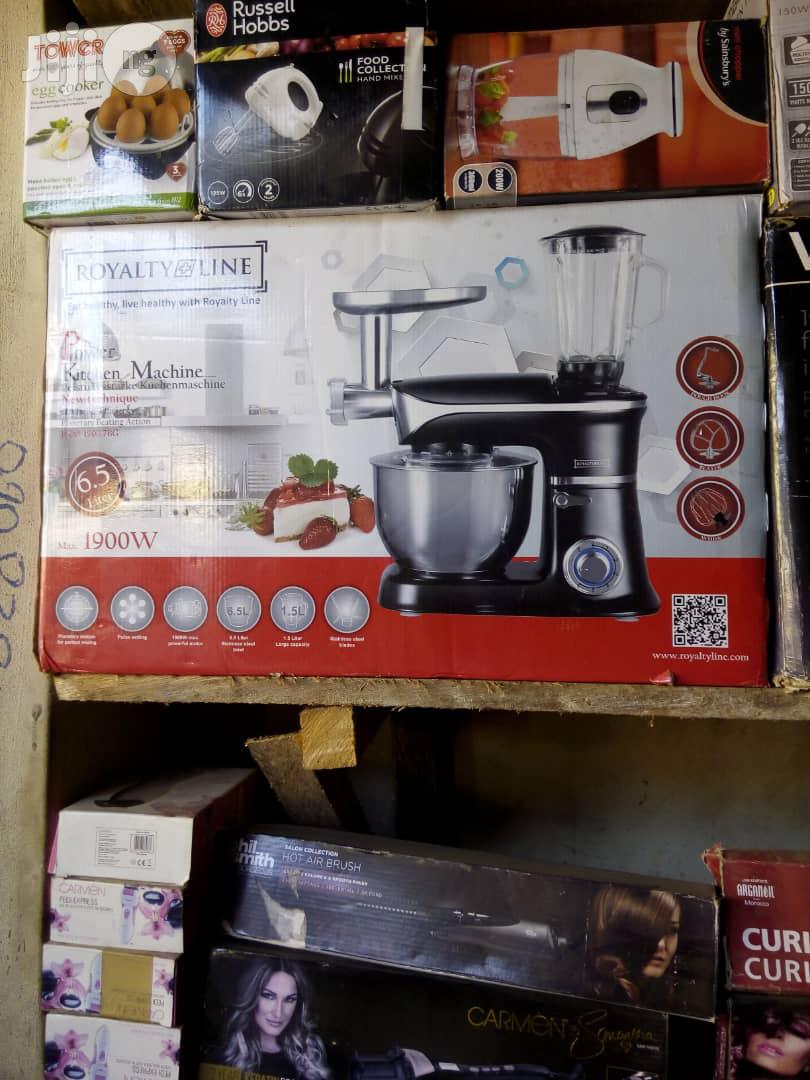 Cake Mixer, Meat Grinder And Blender