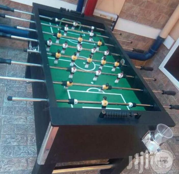 Archive: Brand New Soccer Table