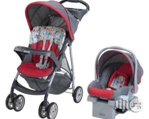Graco Baby Pam Stroller and Carseat | Prams & Strollers for sale in Lagos State, Oshodi
