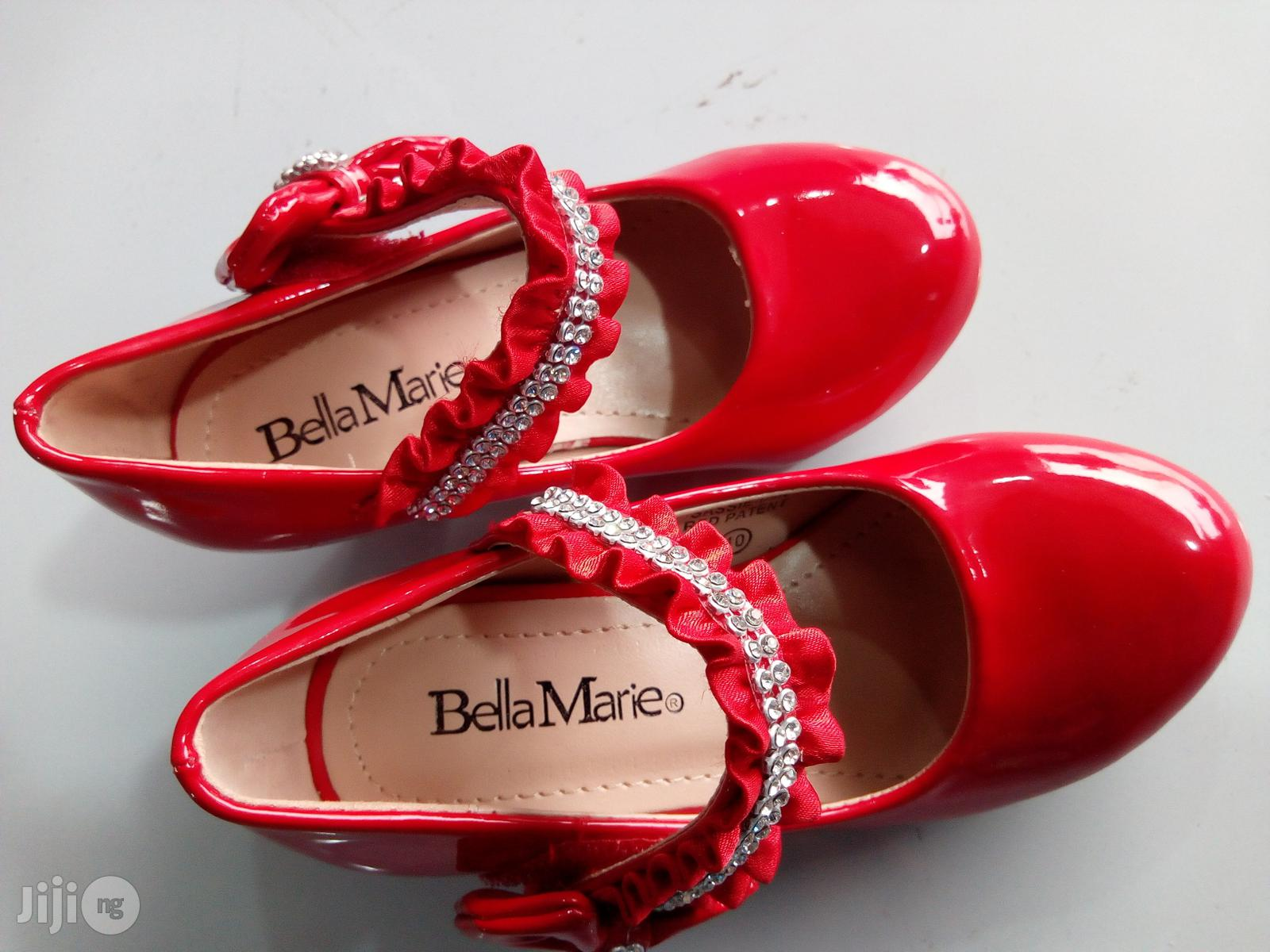 Bella Marie Squeeze Strap | Children's Shoes for sale in Alimosho, Lagos State, Nigeria
