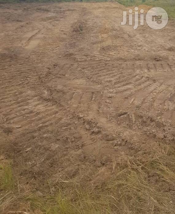 3 Plots of Fenced Land At Lekki Epe Express Rd Lekki Phase 1 For Rent.