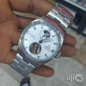 Omega Automatic Silver Chain Watch | Watches for sale in Lagos State, Lagos Island (Eko)