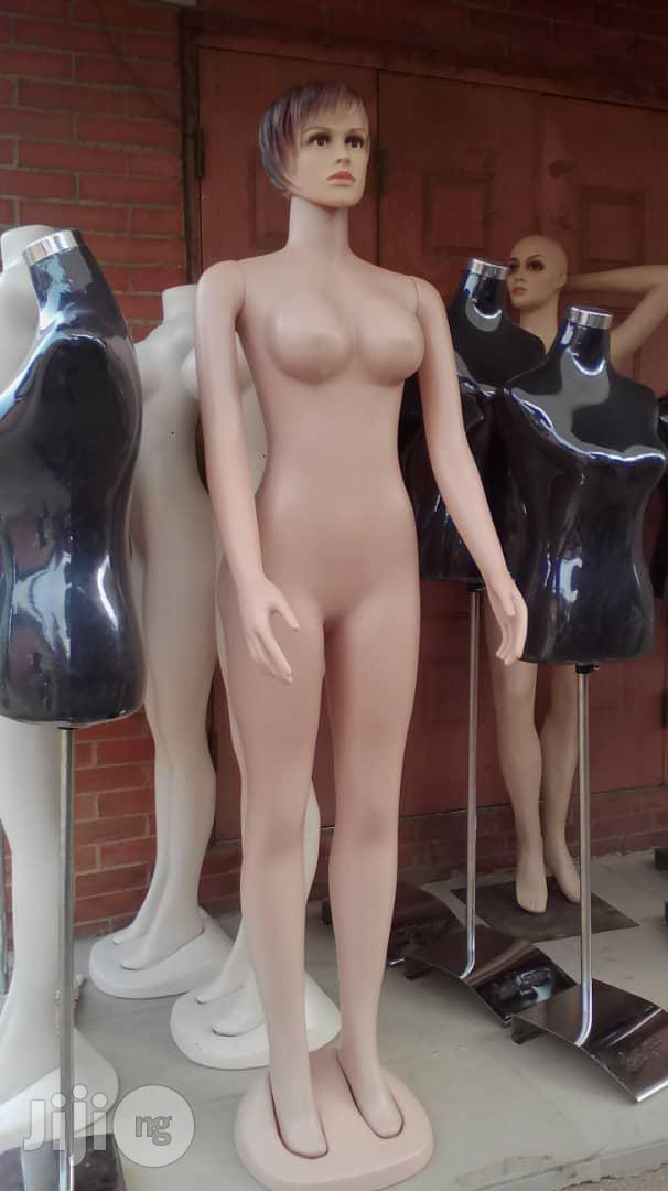 Durable Plastic Mannequin | Store Equipment for sale in Alimosho, Lagos State, Nigeria