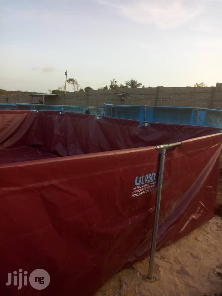 Moblie Fish Pond | Farm Machinery & Equipment for sale in Jabi, Abuja (FCT) State, Nigeria