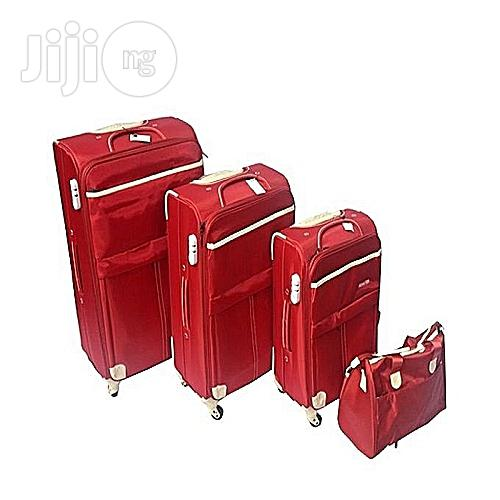 5in1 Sensamite Travel Trolley With Hand Bag