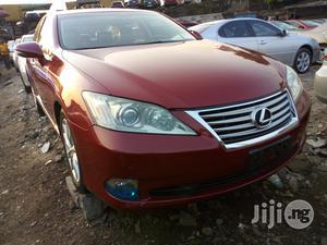Lexus ES 2010 Red | Cars for sale in Lagos State, Apapa