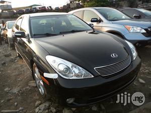 Lexus ES 2005 Black   Cars for sale in Lagos State, Apapa