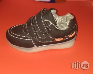 LED Canvas Sneakers for Kids | Children's Shoes for sale in Lagos State, Lagos Island (Eko)