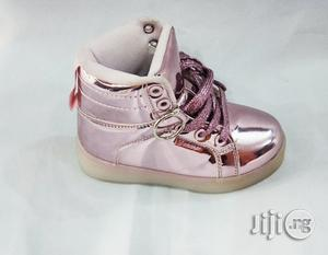 LED Canvas Sneakers for Girls | Children's Shoes for sale in Lagos State, Lagos Island (Eko)