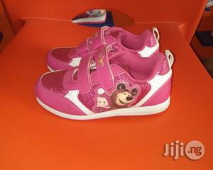 Fuschia Pink Sneakers for Girls | Children's Shoes for sale in Lagos State, Lagos Island (Eko)