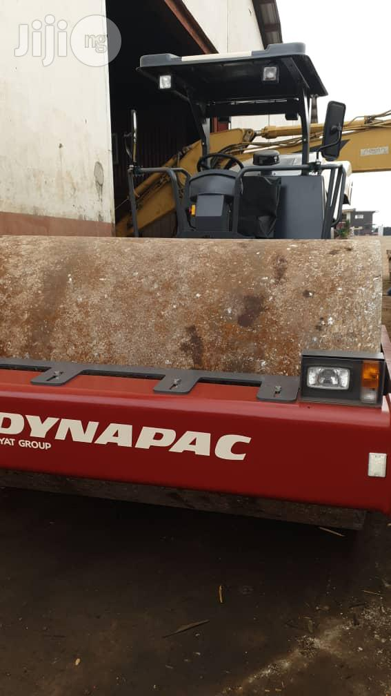 Archive: Dynapac Roller Ca250d