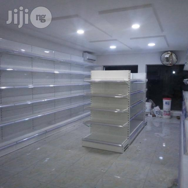 Very Attractive And High Quality Supermarket Shelves For Sale.