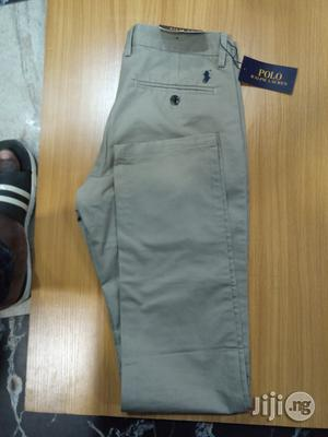 Quality Chinos Polo Ralph Lauren Trouser Available All Colours | Clothing for sale in Lagos State, Surulere