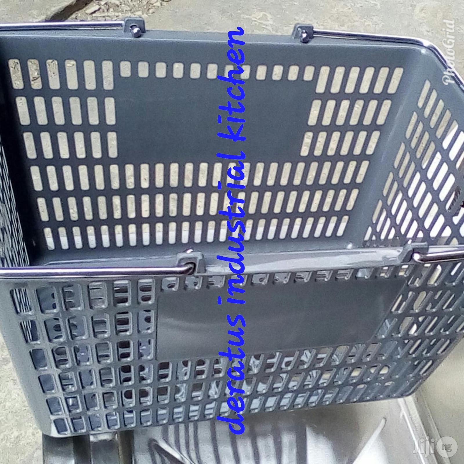 Supermarket Basket | Store Equipment for sale in Ojo, Lagos State, Nigeria