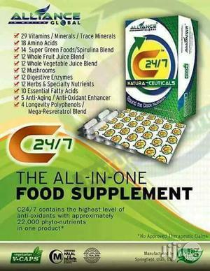 C24/7 Natura-Ceuticals   Vitamins & Supplements for sale in Rivers State, Port-Harcourt