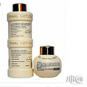 Final Lotion and Face Cream   Skin Care for sale in Lagos State, Badagry