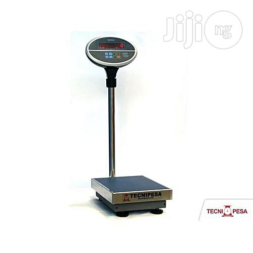 Camry Electronics Digital Stainless Platform Weighing Scale-300kg