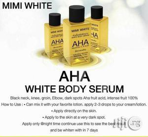 AHA Whitening Serum Formula Multi Alpha Hydroxy Acids 30ml   Skin Care for sale in Lagos State, Ojo