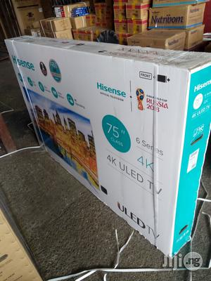 75inches Hisense Television | TV & DVD Equipment for sale in Rivers State, Port-Harcourt