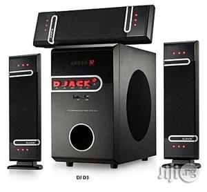 Djack Djack 3.1 Powerful Bluetooth Home Theatre D3L | Audio & Music Equipment for sale in Lagos State, Maryland