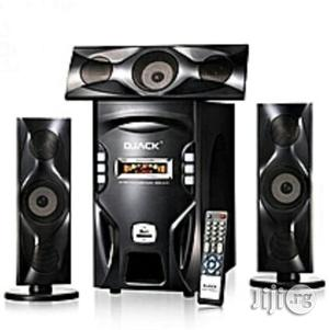 Djack Djack 3.1 X-bass Bluetooth Home Theatre System DJ-F3L | Audio & Music Equipment for sale in Lagos State, Maryland