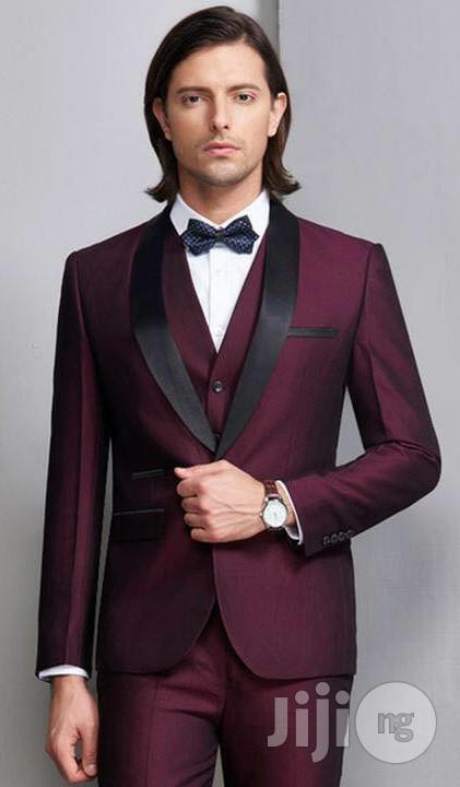 Quality 3piece Men's Suits