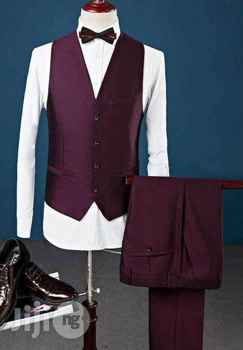 Quality 3piece Men's Suits | Clothing for sale in Lagos Island, Lagos State, Nigeria
