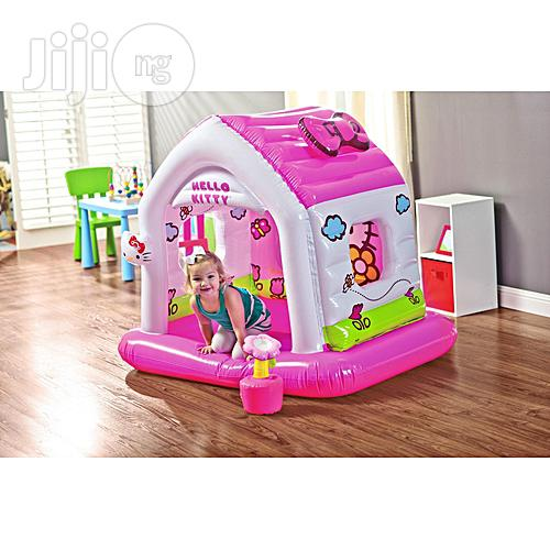 Archive: Intex Hello Kitty Fun Cottage 48631np