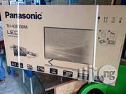 Panasonic LED Television 43inchs | TV & DVD Equipment for sale in Lagos State, Lekki Phase 1